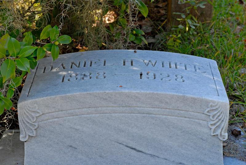 White - Daniel H. White b.1888 d.1928