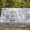 Wylly - Marion Wylly b.1868 d.1873
