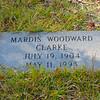 Clarke - Mardis Woodward Clarke b.1904 d.1993