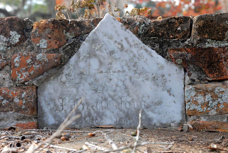 Brailsford - J(?) Brailsford d.1851(?)