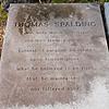 Spalding - Thomas Spalding b.1774 d.1851