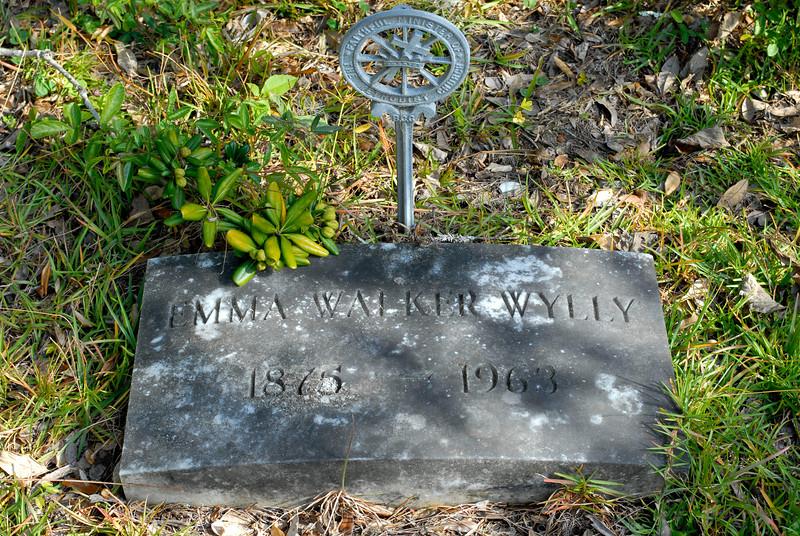 Wylly - Emma Walker Wylly b.1875 d.1963