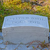 White - Evelyn W. White b.1900 d.1979