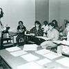 At left: Professor Arthur Marshall