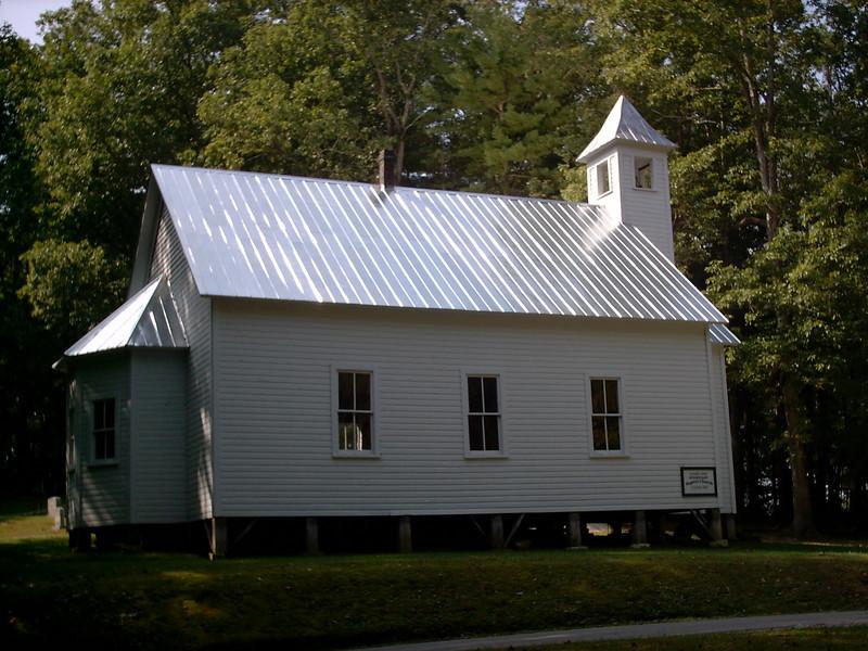 Missionary Baptist Church - ca.1915