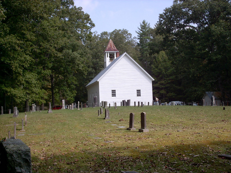 Primitive Baptist Church - ca.1887