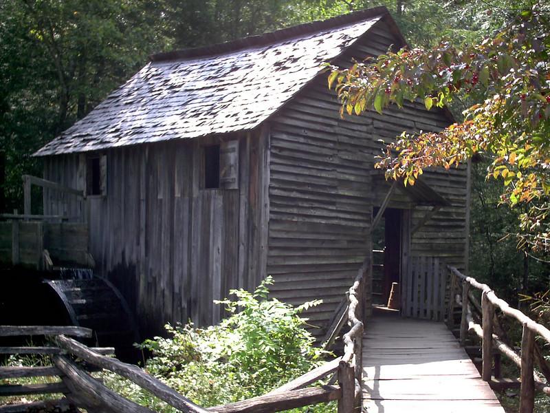 John P. Gable Grist Mill - ca.1870