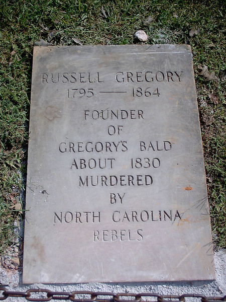 Civil War Grave