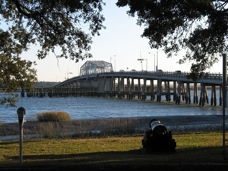 Beaufort Bridge