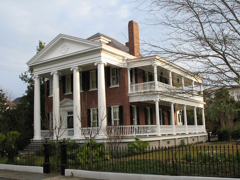 Charleston Historic Home