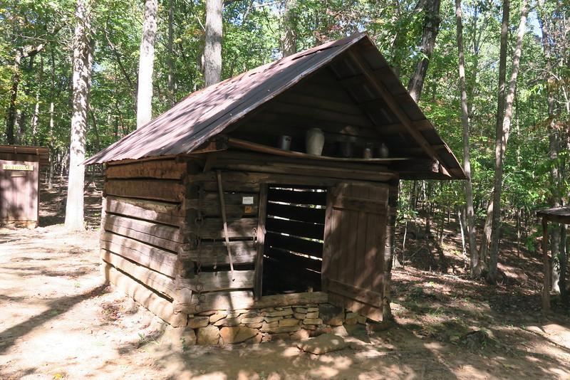 81. Smoke House -- ca. 1800's