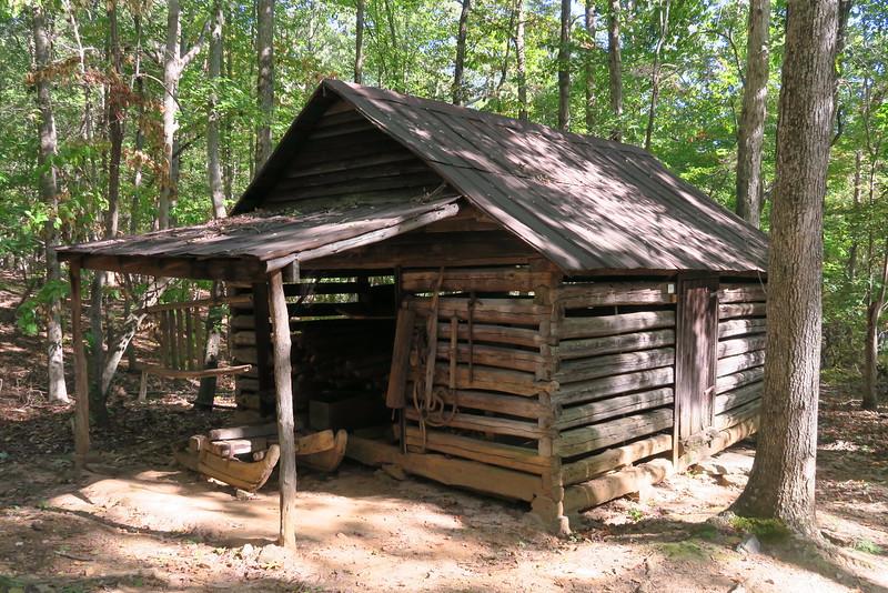 80. Utility Barn -- ca. 1800's