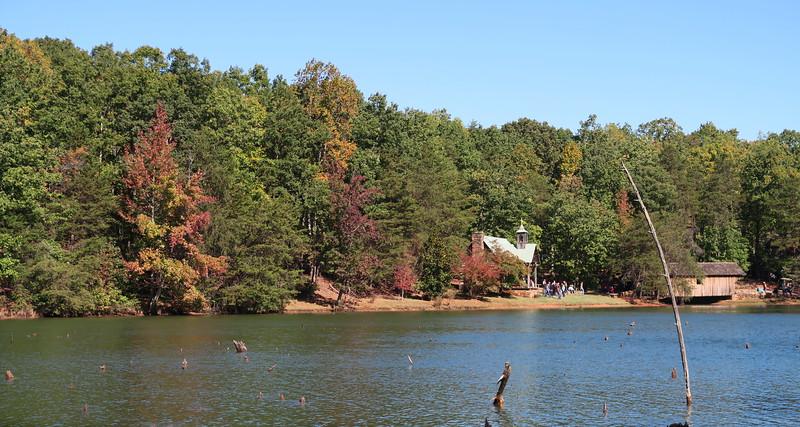 Upper Hart Lake