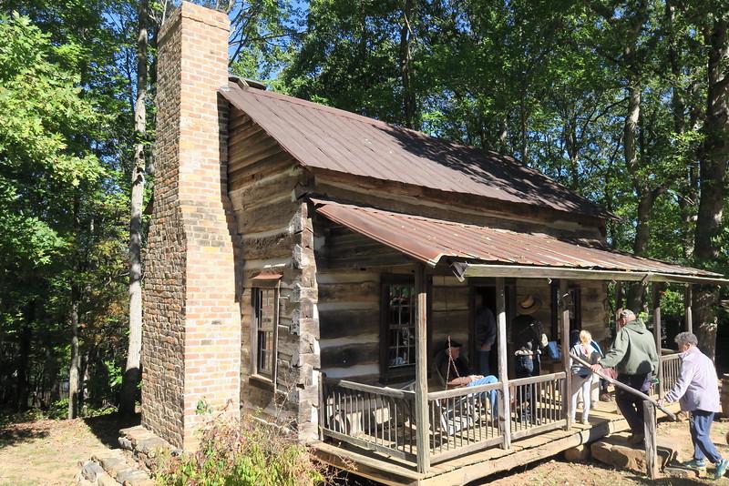 95. Carpenter-Blackburn-Summerow-Null-Hartzoge House -- ca. 1763
