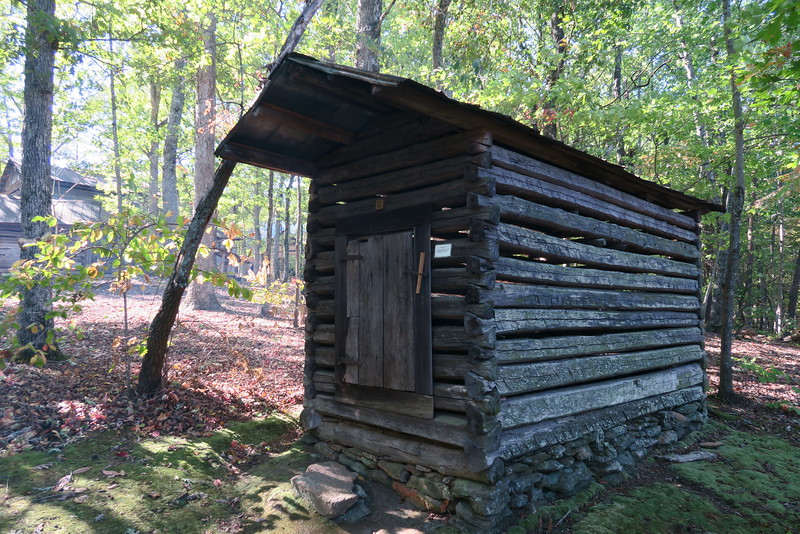 12. Byerly Drying Barn -- ca. 1800's