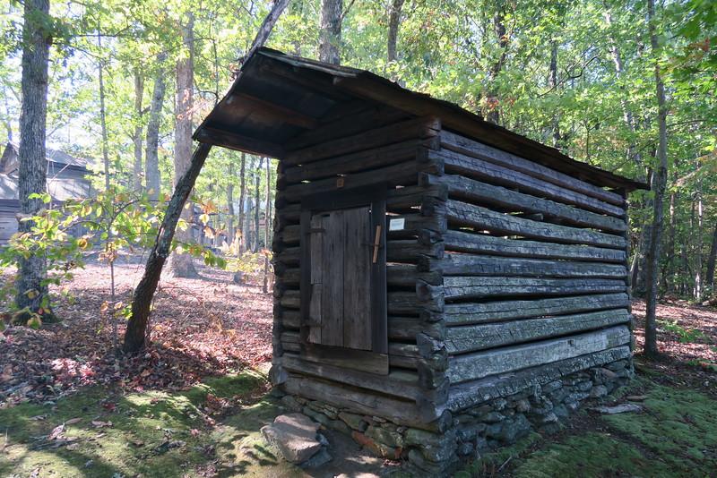 12. Byerly Drying Barn -- ca. 1800's