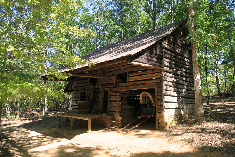 63. Jones Barn -- ca. 1800's