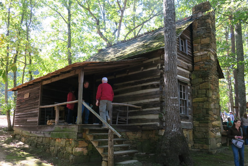 4. Drum Cabin -- ca. Early 1800's