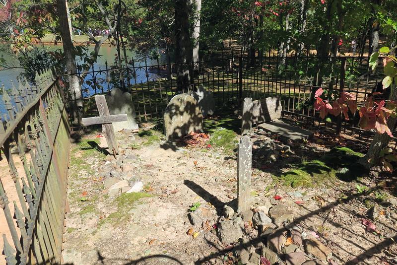 25. Graveyard