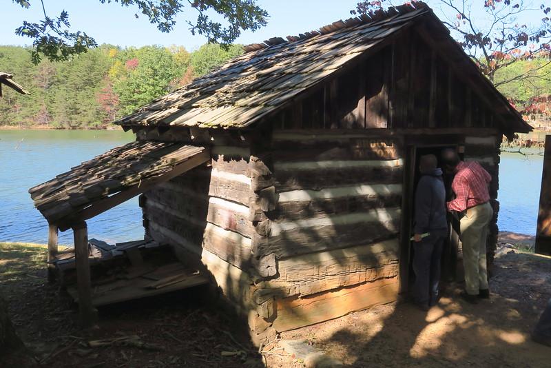 20. Broom Shop -- ca. mid-1800's