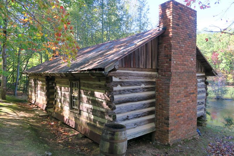 75. Hoyle Cabin -- ca. 1850