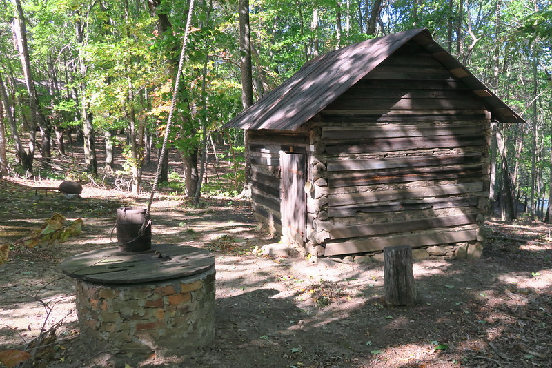 96.  Smoke House -- ca. 1790-1820