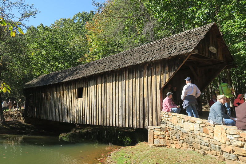 88. Walker Covered Bridge -- ca. 1999