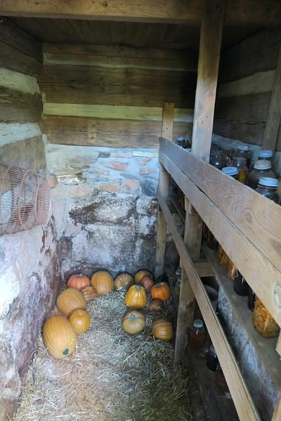 14. Root Cellar -- ca. 1800's