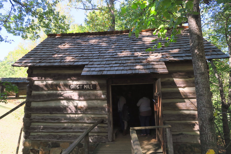 77. Hicks and Bradshaw Grist Mill -- ca. 1760