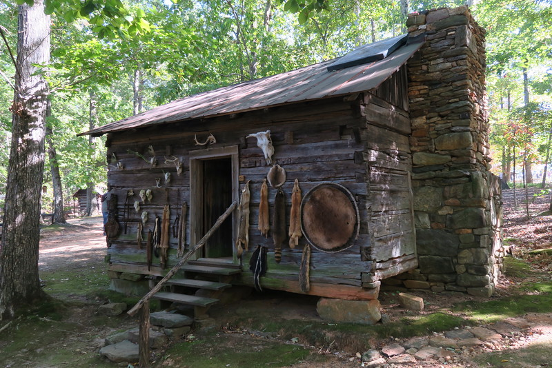 68. Trappers House -- ca. 1850