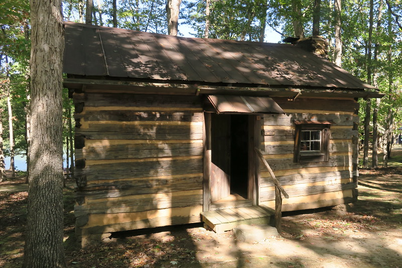 8. Speagle Cabin -- ca. 1800