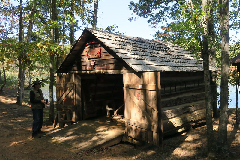 16. Day Fire House -- ca. 1850