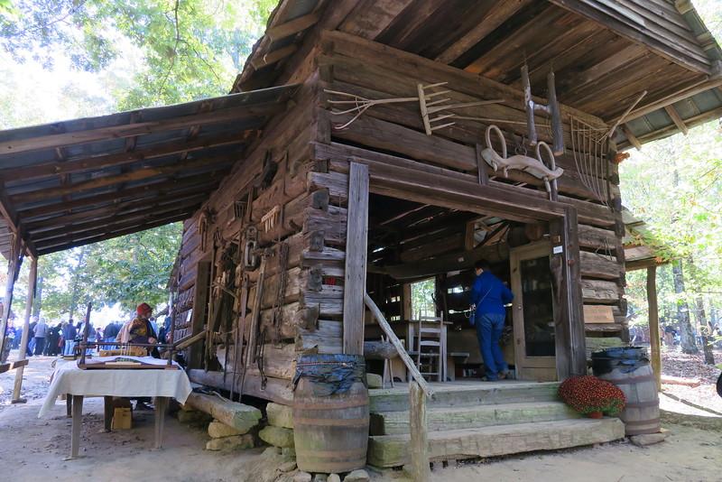 43. Roberts Barn -- ca. Late 1800's