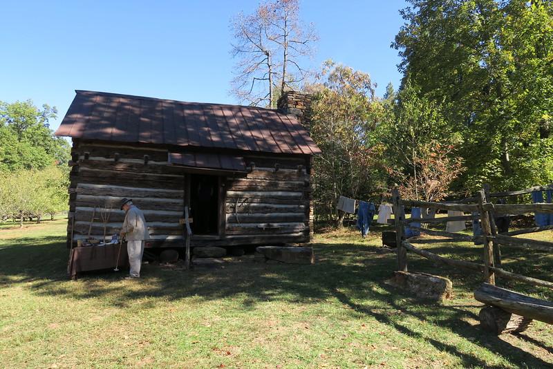 60. Cline Slave/Tenant House -- ca. 1860