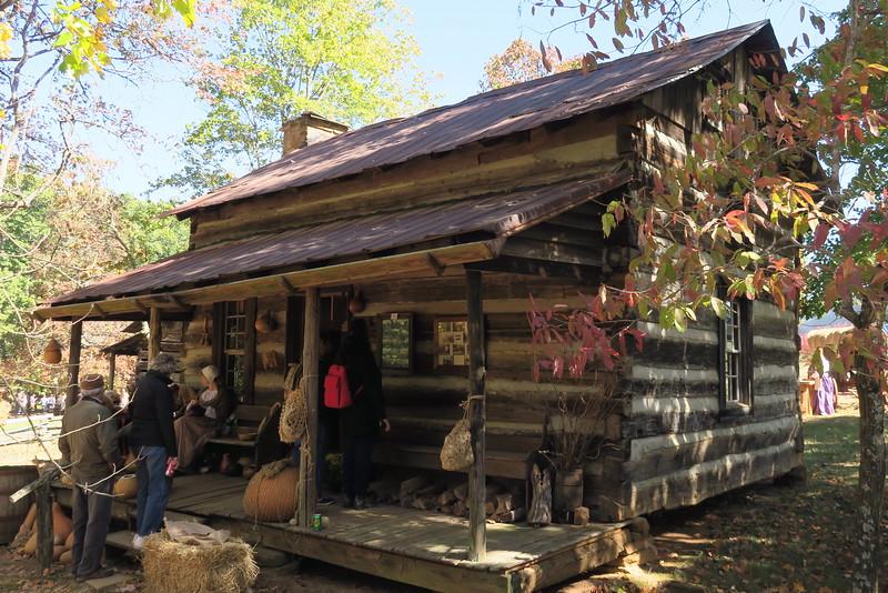 53. Phillips Cabin -- ca. 1850