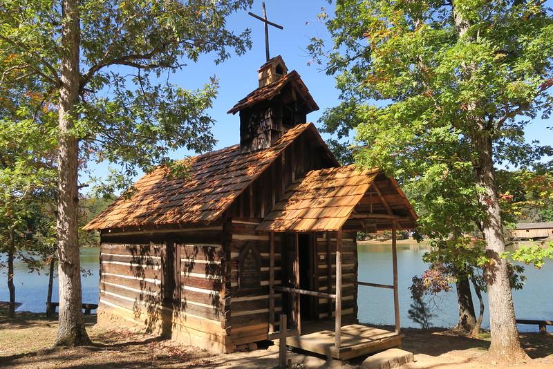 24. St. Mark's Chapel -- ca. 1800