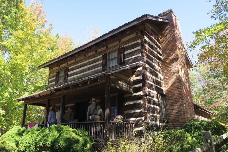 46. Dellinger House -- ca. 1782