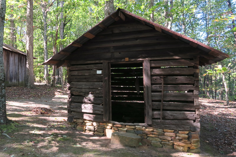 10. Smoke House -- ca. 1800's