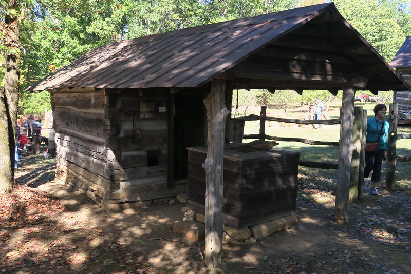 59. Well House -- ca. mid-1800's