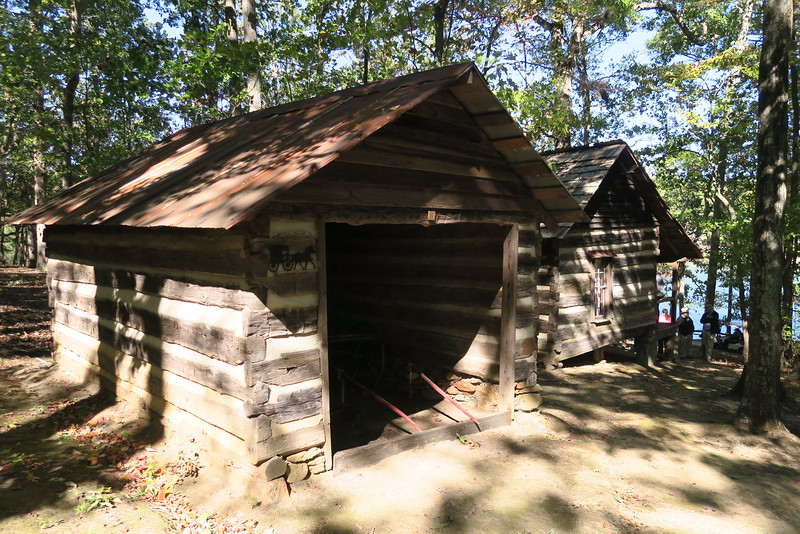 9. Buggy Shed -- ca. 1800's
