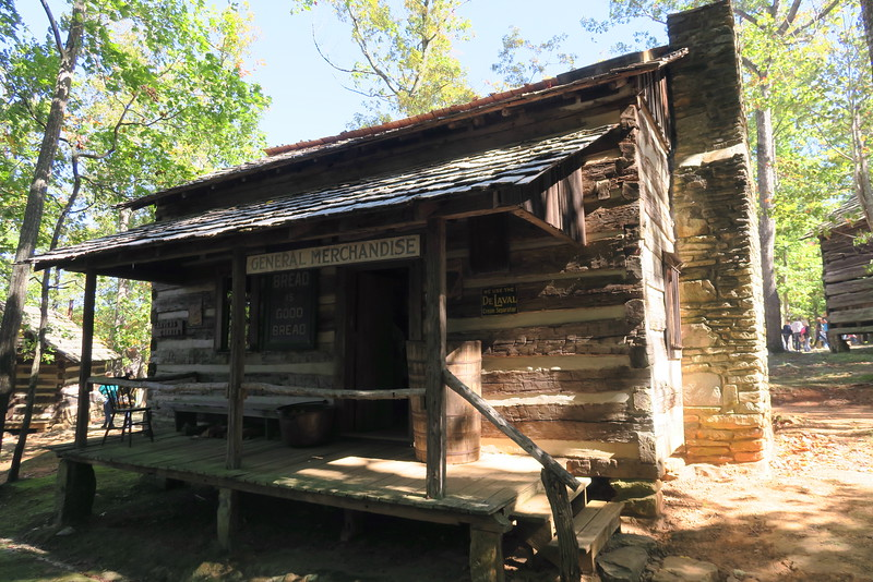 29. Little Cabin/Country Store -- ca. 1790