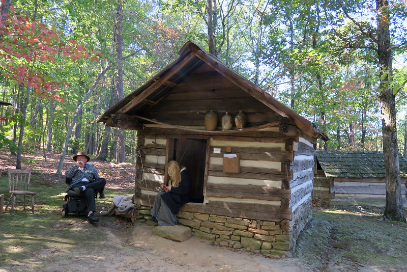 13. Robinson Smoke House -- ca. Early 1800's