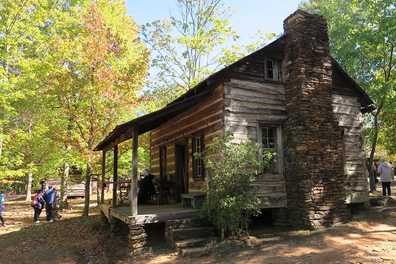 45. Norwood Cabin -- ca. 1860