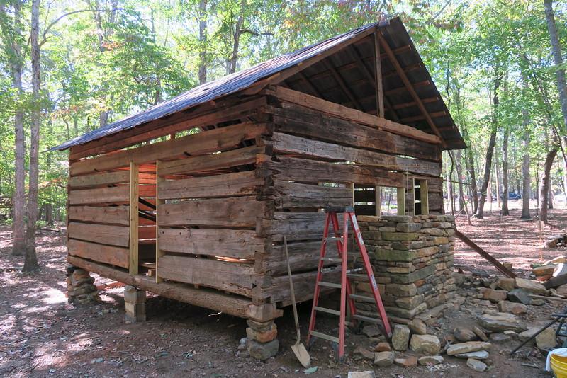 103. Detter Cabin -- ca. 1860's