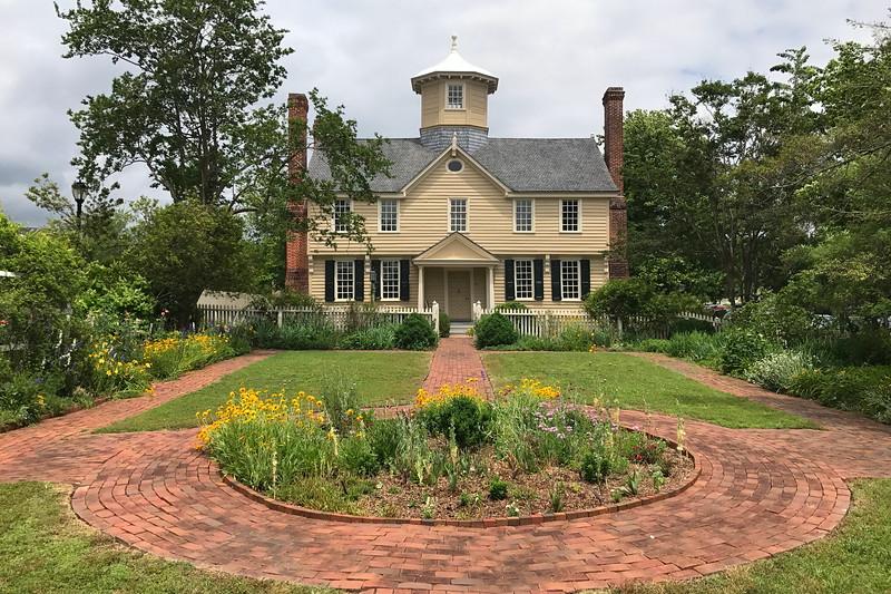 Cupola House (ca. 1758)