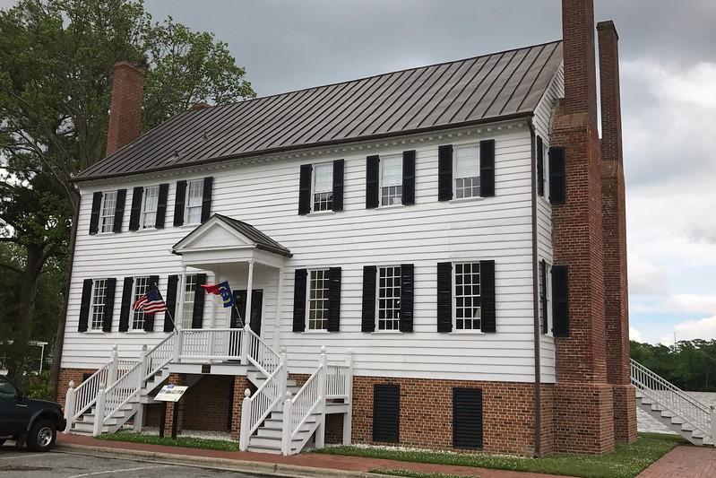 Penelope Barker House (ca. 1782)