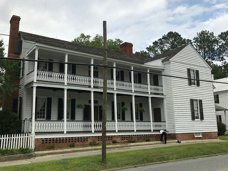 James Iredell House (ca. 1773)