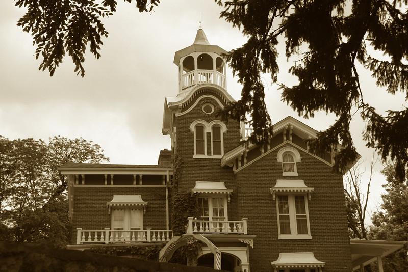 <i>Stillman Inn (ca. 1858)</i>
