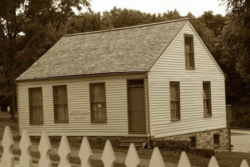 <i>Crowson House (ca. 1836)</i>