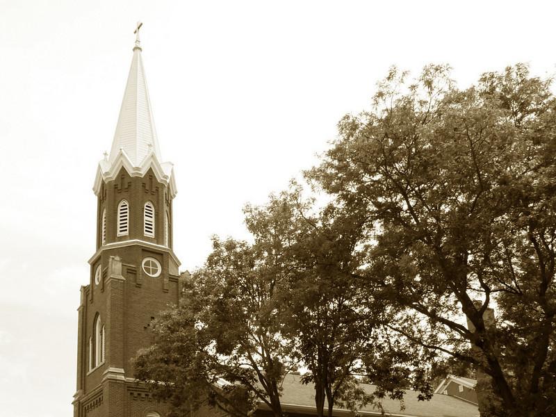 <i>St. Mary Parish (ca. 1850)</i>